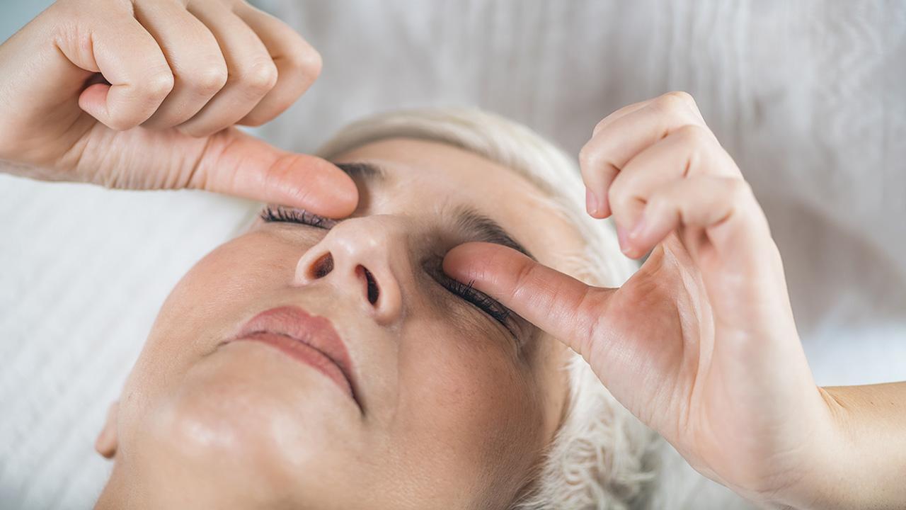 Четыре Замечательных Упражнения Яншен Для Здоровья Глаз