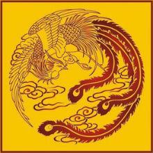 В китайской культуре фениксы считаются как царем, так и царицей всех птиц