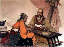 С точки зрения традиционной китайской медицины, диагноз «практически здоров» означает болезнь